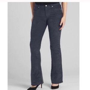 GAP Perfect Boot Corduroy Pants